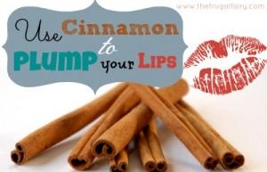 Cinnamon-to-plump-your-lips