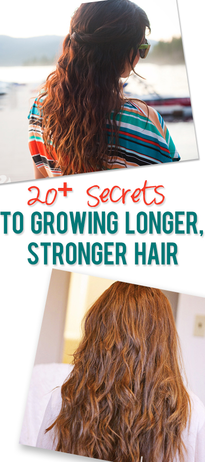 How to grow long hair 20 pro secrets to grow hair longer how to grow long hair urmus Image collections