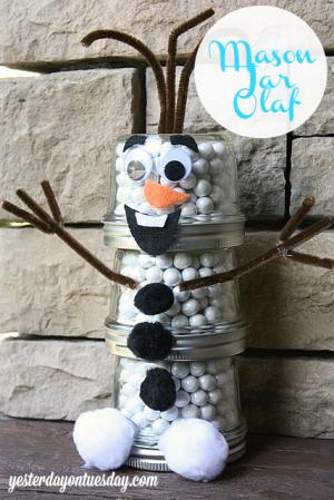 Mason-Jar-Olaf