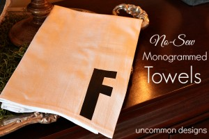 No-Sew-Monogrammed-Towels-Title