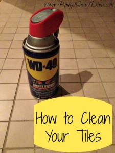 How to Use WD40 Around the House recommend