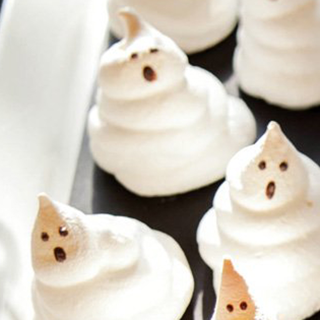 BOO!  23 Creepy, Creative Halloween Party Foods