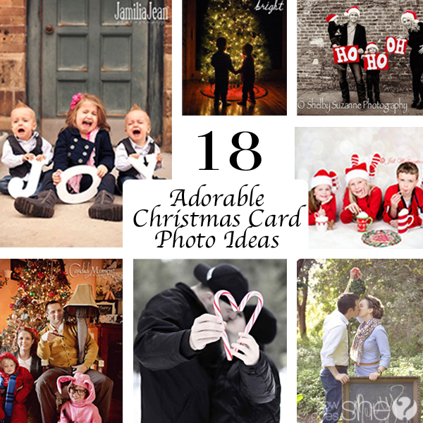 18 adorable christmas card photo ideas