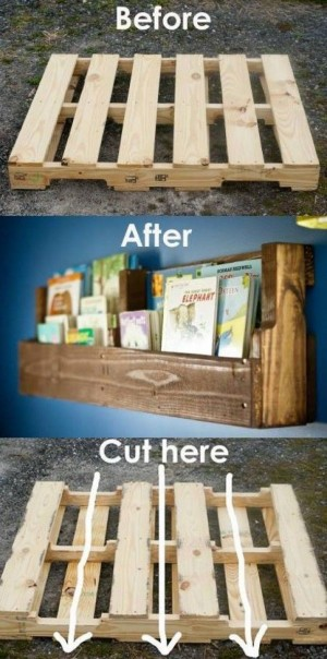 Do It Yourself Home Design: 18 Recycled Pallet Ideas + Bonus: Is It Safe?