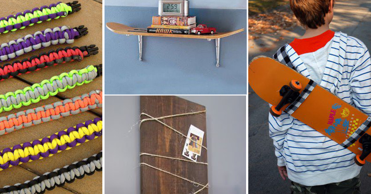 19 very cool diy gift ideas for teenage boys for Easy diy gifts for boys
