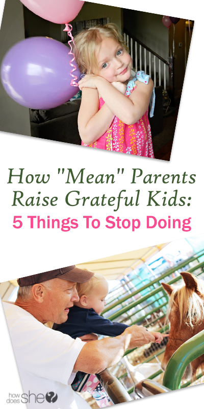 How to Raise Grateful Kids