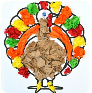 Turkey Tissue paper