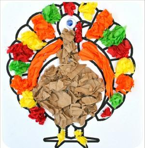 Turkey Tissue paper