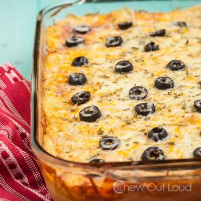20 Make Ahead Meals to Keep You Sane
