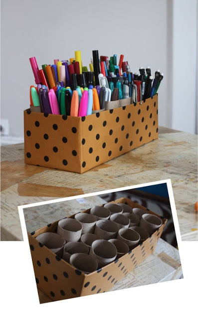 organize your pencils