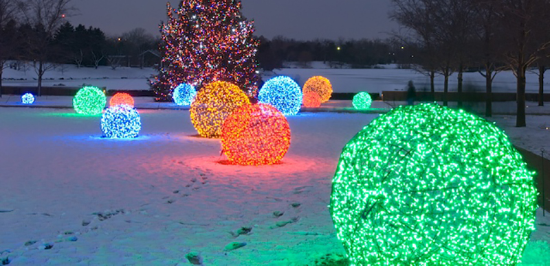 Marvelous HOW TO MAKE BIG CHRISTMAS LIGHT BALLS1