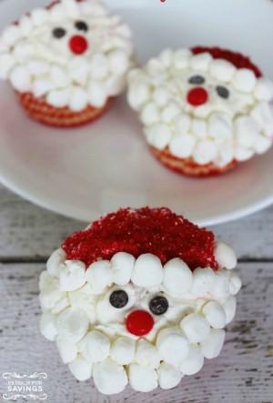 Homemade-Santa-Cupcakes-Recipe