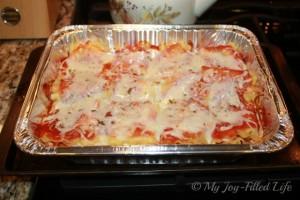 Lasagna Rolls 3
