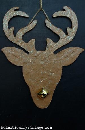 Make-a-Deer-Silhouette