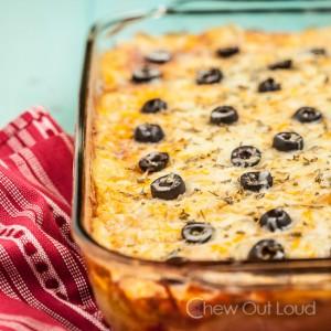 White-chicken-enchilada-casserole
