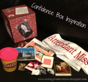 raise a self-confident child with a confidence box