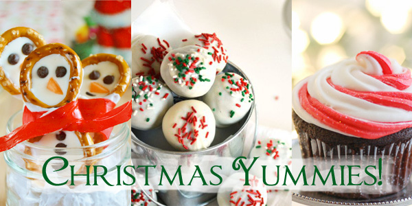 8 of the best Christmas Yummies!