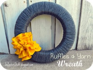 ruffle-wreath