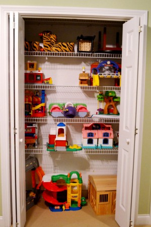 18 Practical Toy Storage Solutions | How Does She
