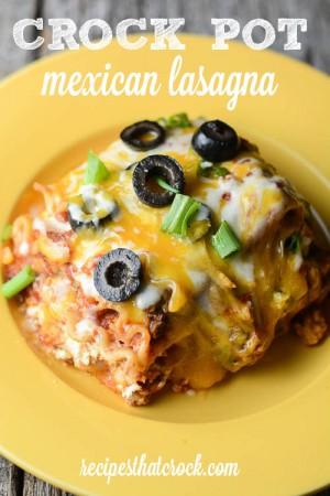 Crock-Pot-Mexican-Lasagna