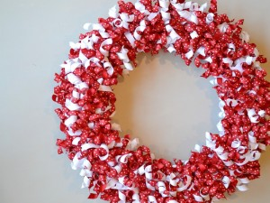 Curled-Grosgrain-Ribbon-Wreath