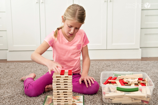 4 favorite building sets for kids