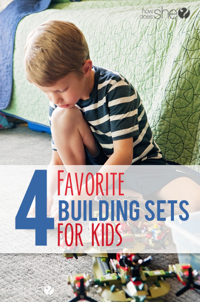4 favorite building sets for kids - www.howdoesshe.com