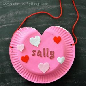 Heart Valentines Holder 2