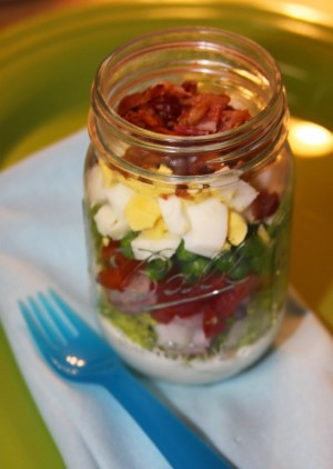 mason jar meals recipes