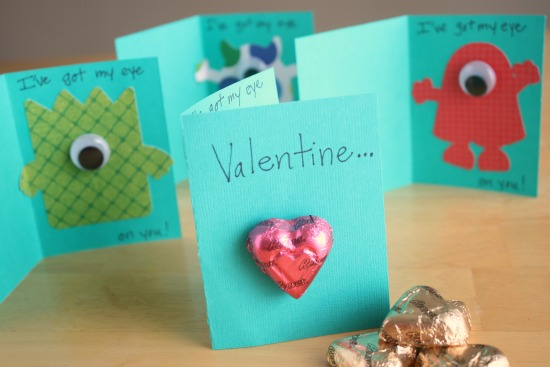 15 Monster Valentines Cards That Will Make Your Kids Giggle – How to Make a Valentine Card for Kids