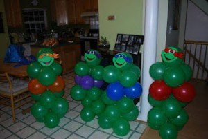 TMNT Party 2