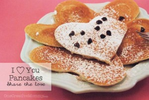 Valentine-Shaped-Pancakes