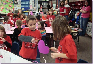 Valentine's Minute to Win it Party Ideas