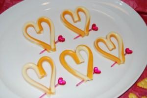cheese hearts