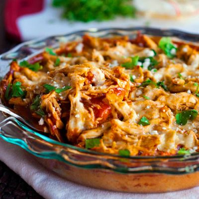 10 Amazing Chicken Recipes Under 400 Calories