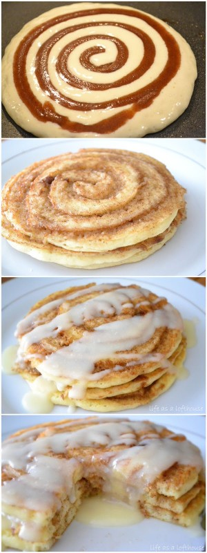 25 pancake recipes