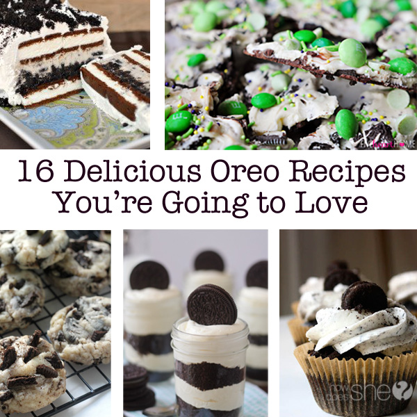 16 Delicious Oreo Recipes You're Going to Love