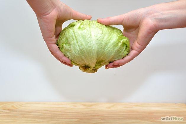 5. core lettuce