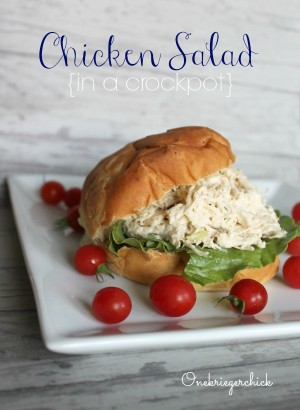 Chicken-Salad-in-a-crockpot-Onekriegerchick.com_