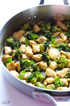 healthy dinner ideas that are fast and easy to make