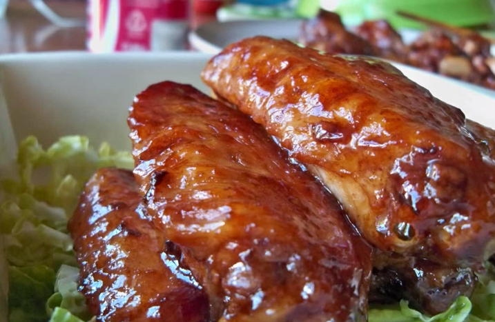 Easy Coca Cola Chicken Wings | How Does She