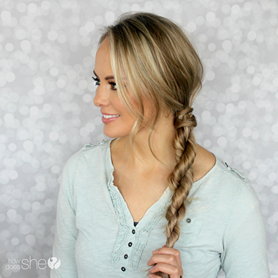 15 Hairdos that take less than 5 mintues
