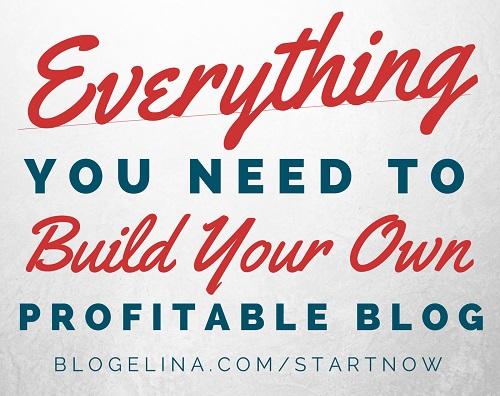 Making Money off Blogging – Blogelina