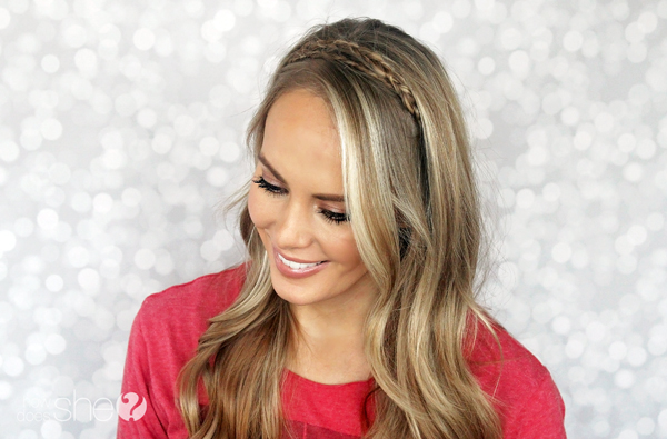 How To: Braided Headband (step-by-step)