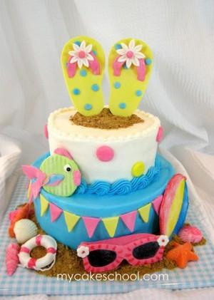 summertime cake