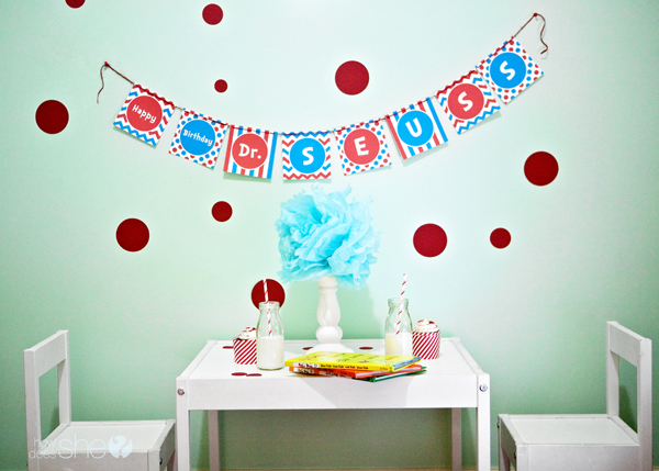 free printable dr suess banner and other printables (2)