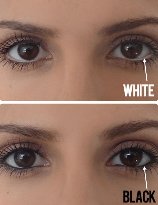 make your eyes bigger makeup tips and tricks