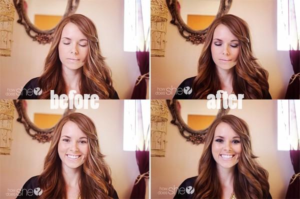 makeup tricks for a smokey eye