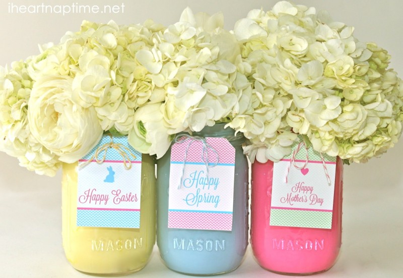 30 Ways To Decorate For Spring How Does She