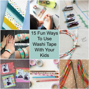 15 Fun Ways To Use Washi Tape With Your Kids fb